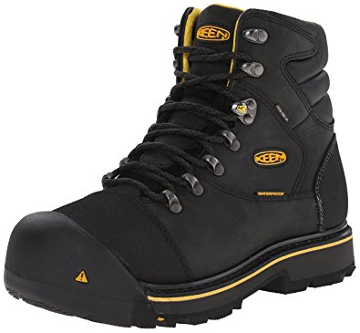 top rated men's work boot for concrete floors