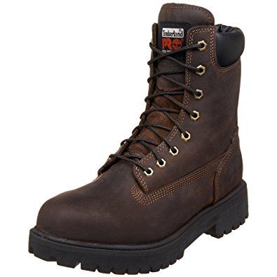 best leather winter work boots